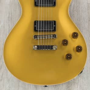 2018 PRS Paul Reed Smith Wood Library Gold Singlecut 594 Guitar Pattern Vintage