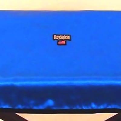 "BLUE ""KeyShield HD"" Satin Keyboard Protection Cover - 88 Keys"