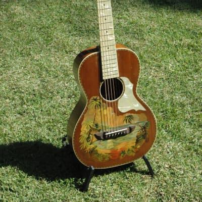 circa 1925 Stromberg - Voisinet Guitar  - VIDEO for sale