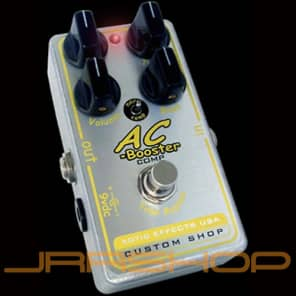 Xotic AC-COMP Booster/Compressor Pedal