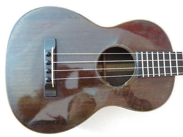 vintage 1960s c f martin baritone ukulele uke with modern reverb. Black Bedroom Furniture Sets. Home Design Ideas