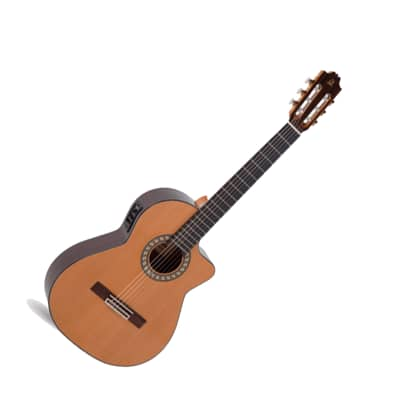 Admira Virtuoso-ECF Spanish Classical Guitar with Pickup for sale