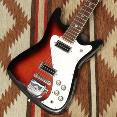 Kay 1966 K-327 Vanguard II Sunburst - Shipping Included* for sale