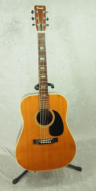 Terada Tr 100 6 Tr1006 Acoustic Guitar Mij Made In Japan