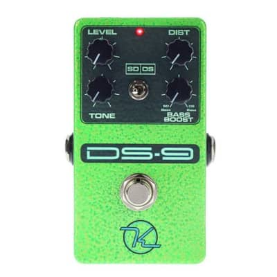 Keeley DS-9 Dual Mode Distortion Pedal