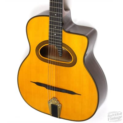 Gitane D500 D-Hole Gypsy Jazz Guitar for sale