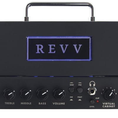 Revv D20 Amp Head for sale