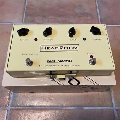 Carl Martin HeadRoom 2020