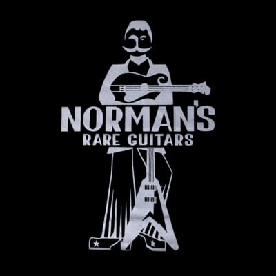Norman's Logo Grey M