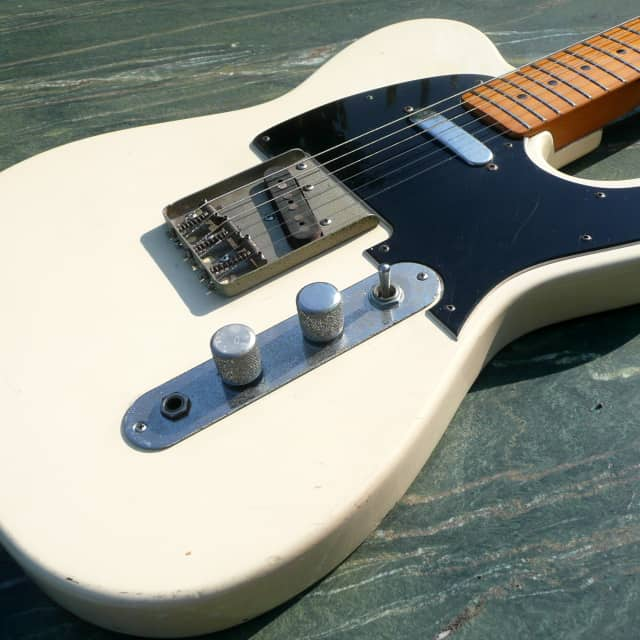 Westminster by Matsumoku Japan TE250 Telecaster 1976 White image
