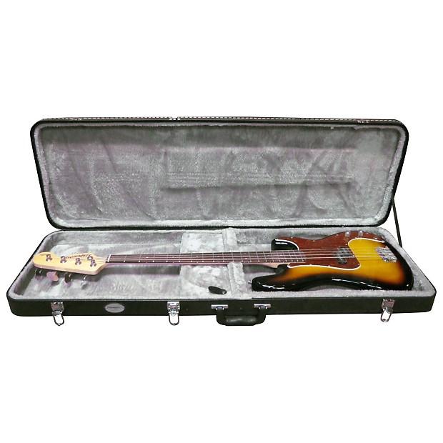 chromacast cc bhc bass guitar hard case godpsmusic reverb. Black Bedroom Furniture Sets. Home Design Ideas