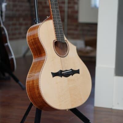 Cuntz Rare Mike Dawes style 24-fret 7-string Cuntz w Tonewood amp for sale
