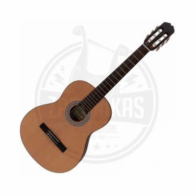 Alvaro No 27-3/4 Classical Guitar Natural for sale