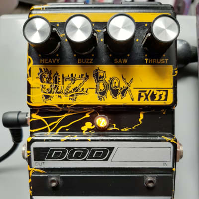 DOD FX33 Buzz Box for sale