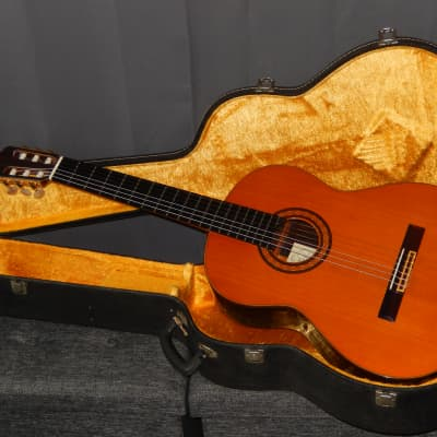 MADE IN 1976 BY TAKAMINE/KOHNO - ARANJUEZ No7 - SUPERB CLASSICAL CONCERT GUITAR for sale