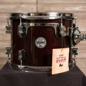 """PDP PDCM0912STTW Concept Maple Series 9x12"""" Mounted Tom"""