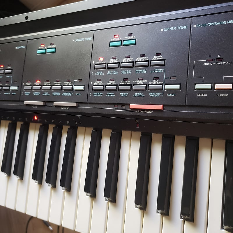 casio ct 630 casiotone 1987 midi keyboard 61 key synth from reverb. Black Bedroom Furniture Sets. Home Design Ideas