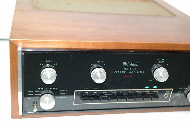 Fully Restored McIntosh MA-6100 Receiver, Ground Up Restoration, Please  Read Description And See Pictures!