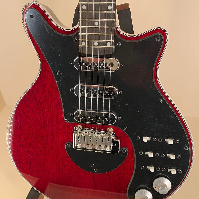 Brian May Red Special 2019 red | Michael's Guitar Room