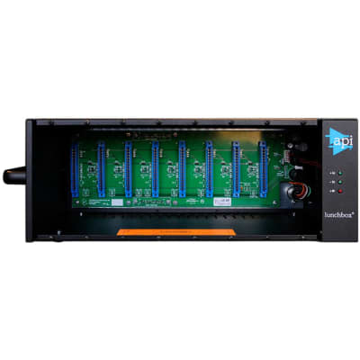 API 500-8B HC 8-Slot 500 Series Lunchbox