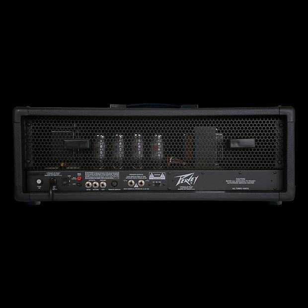 peavey 6505 plus guitar amplifier head footswitch reverb. Black Bedroom Furniture Sets. Home Design Ideas