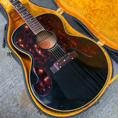 Gibson Everly Brothers J180 1963 Black for sale