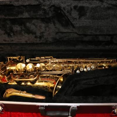 Selmer Mark VI Original Finish Alto Sax