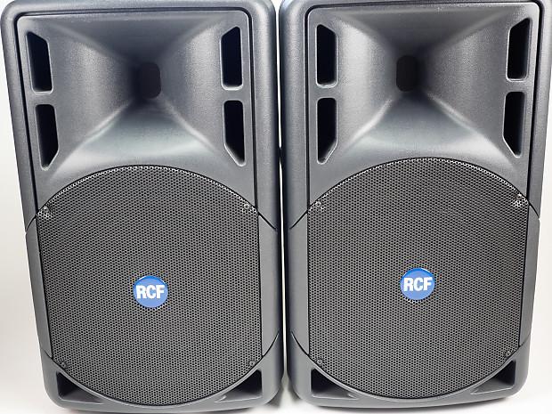 RCF 312A MKII Powered Speakers (Pair) | C&C Music | Reverb
