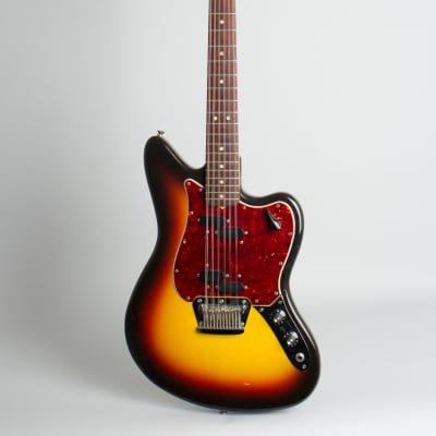 Fender  Electric XII 12 String Solid Body Electric Guitar (1966), ser. #129600, original black tolex hard shell case. for sale