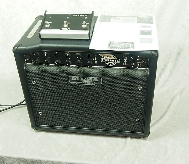 Mesa boogie express 5 25 combo amp 10 speaker version for Mesa boogie express 5 25