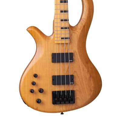 Schecter 2856 Session RIOT-4 ANS Left Handed Bass Guitars