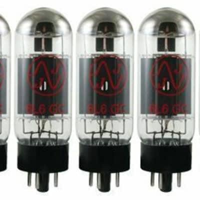 for Mesa//Boogie Simul-Class 290 Stereo JJ Electronics Tube Set Tube Brand