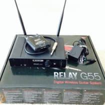 Line 6 Relay G55 Wireless System 2013 Black image