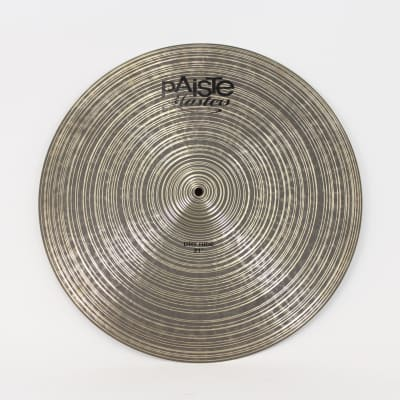 """Paiste 21"""" Masters Dry Ride Cymbal"""