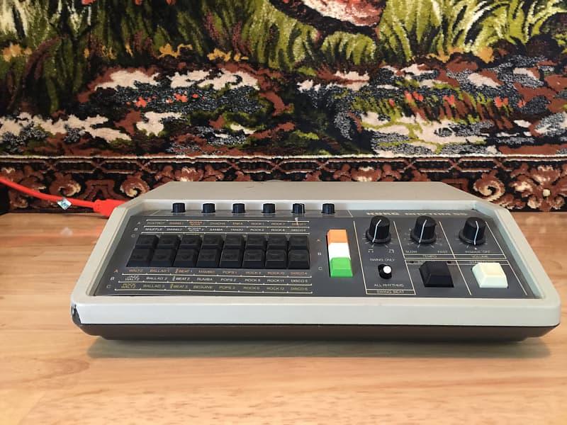 korg kr 55 rock pop folk analog drum machine complement to reverb. Black Bedroom Furniture Sets. Home Design Ideas