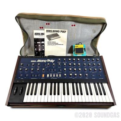 Korg MP-4 Mono/Poly *Soundgas Serviced & Guaranteed*