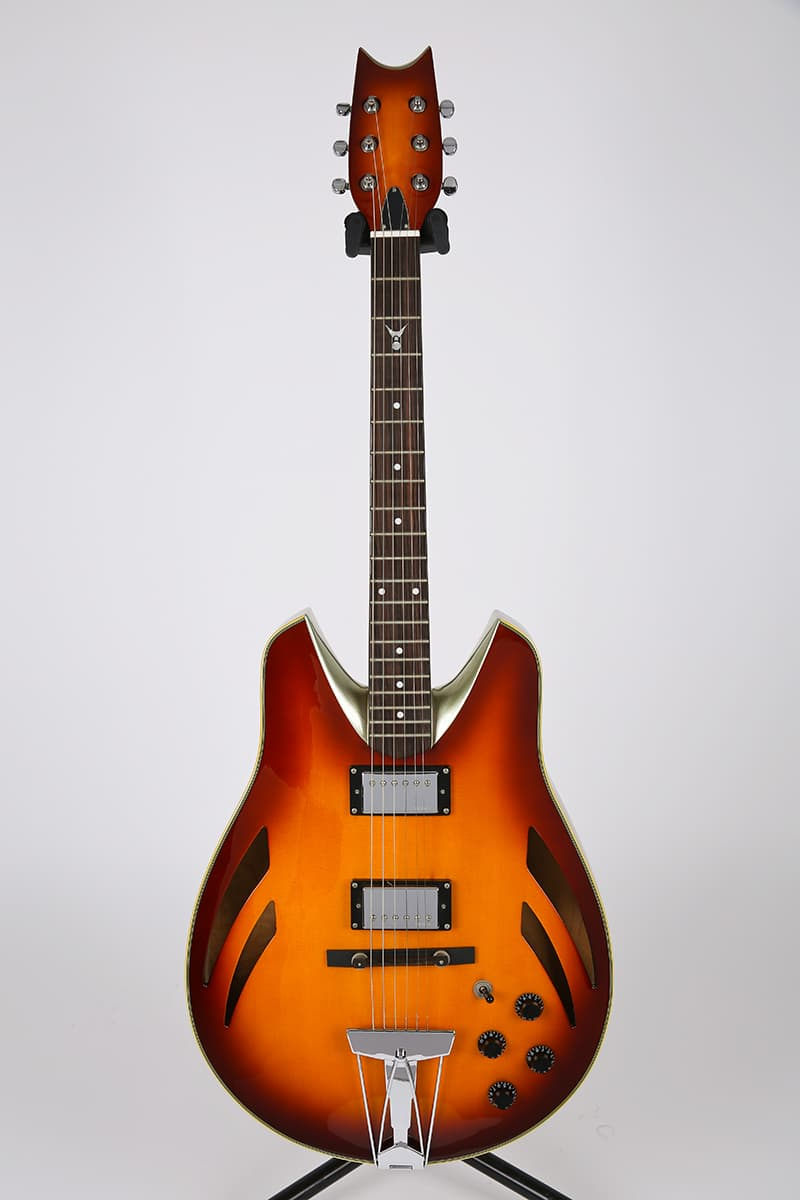no brand electric guitar unique design made in korea reverb. Black Bedroom Furniture Sets. Home Design Ideas