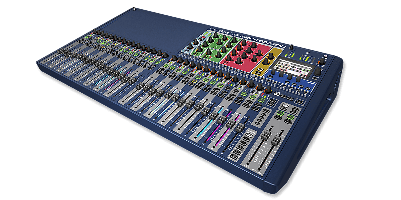 soundcraft si expression 3 digital mixer with 32 channels reverb. Black Bedroom Furniture Sets. Home Design Ideas