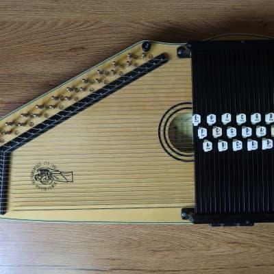 Samick SH-210SE Chromaharp (semi-acoustic)