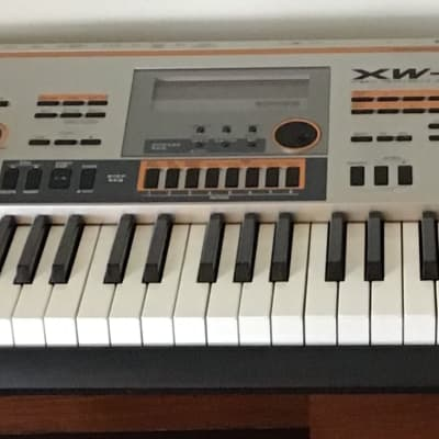 Casio XW-P1. 61-Key Performance Synthesizer  Vintage keys and organ!   (holds tablet and volca keys)