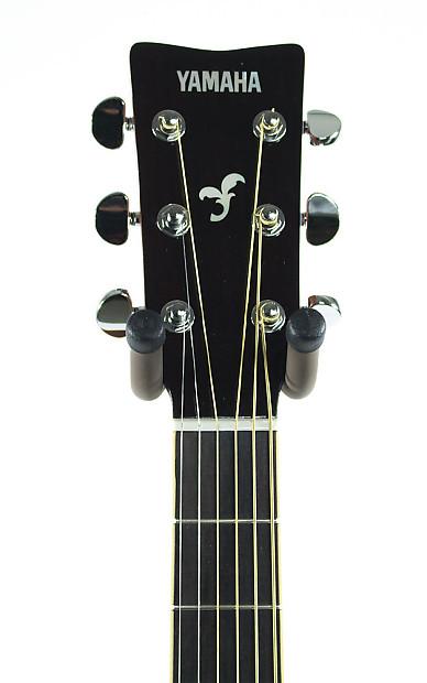 yamaha fg820l dreadnought left handed acoustic guitar natural reverb. Black Bedroom Furniture Sets. Home Design Ideas