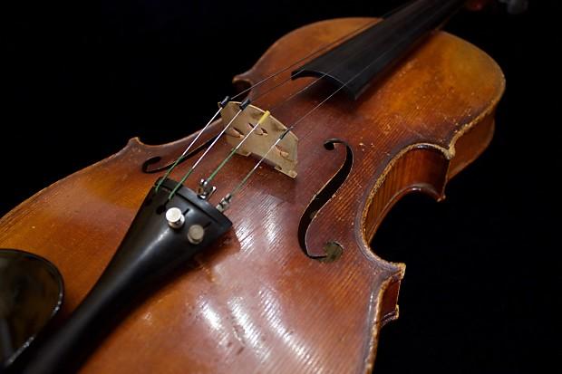 Neuner & Hornsteiner Violin 4/4 1929   MusicX   Reverb Hornsteiner Violins Value