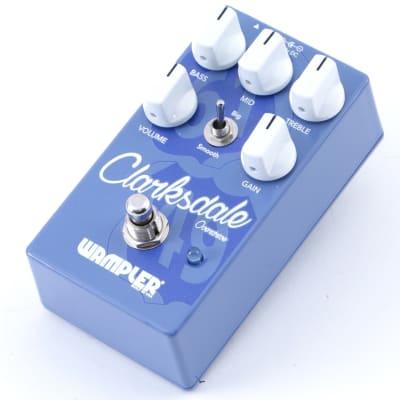 Wampler Clarksdale V2 Overdrive Guitar Effects Pedal P-07961