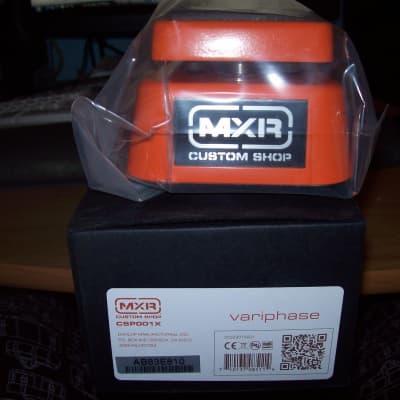 MXR MXR CSP-001X Variphase Pedal Orange for sale