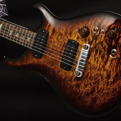 NEW Paul Reed Smith Wood Library Paul's Guitar Brian's Limited in Black Gold Burst! for sale