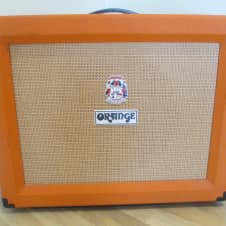 Orange PPC112 112 Cabinet with 12-inch Celestion speaker.