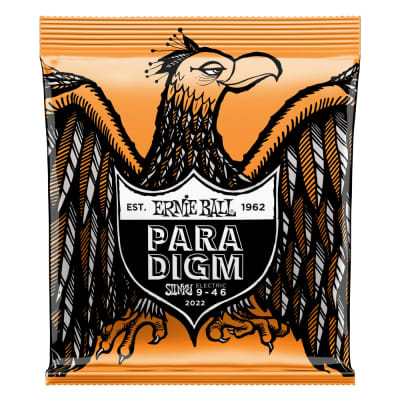 Ernie Ball Paradigm Hybrid Slinky Electric Guitar Strings for sale