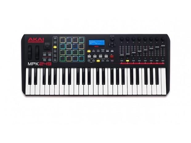 akai mpk 249 performance keyboard controller reverb. Black Bedroom Furniture Sets. Home Design Ideas