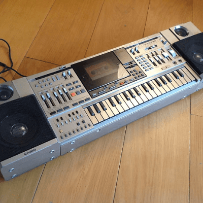 Casio KX-101 Boombox Synthesizer 1984