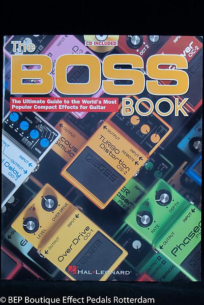 The Boss Book \